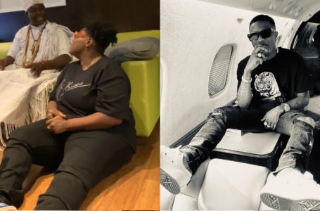 """""""I heard you are dating Wizkid"""" – Ooni Of Ife ask Teni – See her response (Video)"""