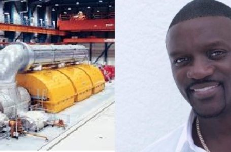 """""""I invested US$ 1 billion dollars in China to provide electricity to Africa – AKON"""