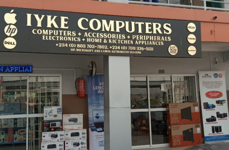 Visit IYKE COMPUTERS (No1 Computer Hardware and Software Sales, Installations and Repair, Asaba, Delta State.)