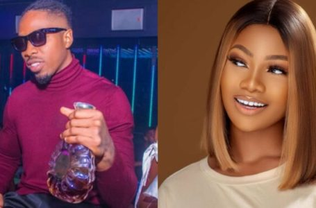 Ike unfollows Tacha on Instagram for teaming up together with his ex-female friend, Gigy (photo)