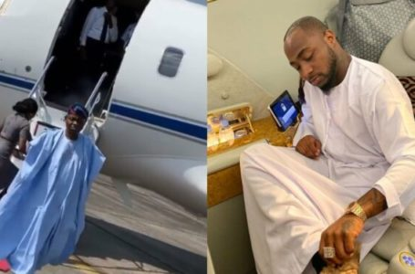 Davido reveals what has been troubling his billionaire father – My dad is very worried (Video)