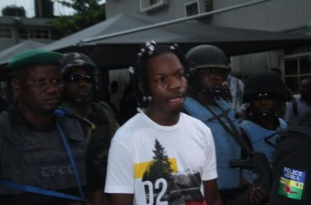 Alleged car theft: Naira Marley opts for 'out-of-court' settlement