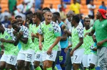 Super Eagles of Nigeria Listed along Cape Verde, Central African Republic and Liberia in Group C of the 2022 FIFA World Cup qualifiers
