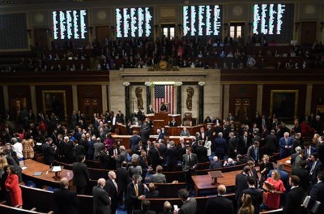 US house To Vote against Trump's battle With Iran