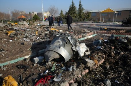 US believes Iran military by chance shot down Ukraine airliner