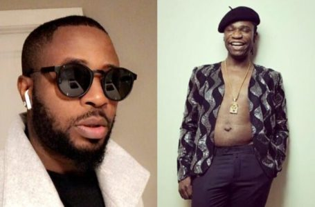 Speed Darlington Threatens to have Tunde Ednut deported for claiming he made him popular (Video)