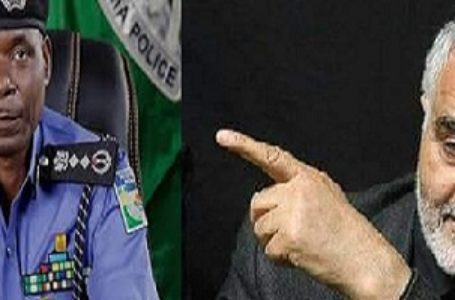 Iran General's Death: IGP Places all Police units On Red Alert Nationwide
