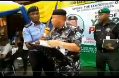 """""""Police officer has no right to search your Phone on the road"""" Edo State Commissioner of Police (Video)"""