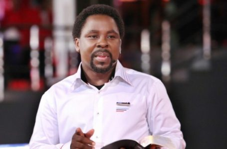 TB Joshua releases 2020 prophecies concerning our leaders.