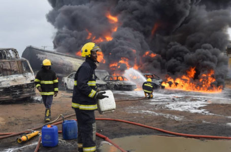 2 bodies recovered from Lagos pipeline explosion