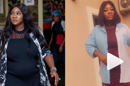 'If No Be This Belle ehhh' – Mercy Johnson Shows Her Other Side In New Video