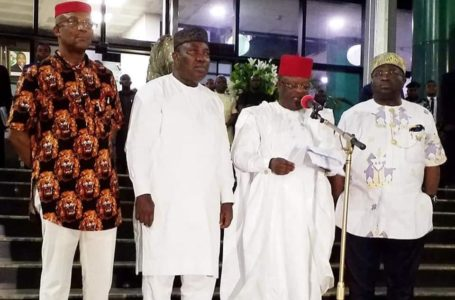 Amotekun: South East Governors Ready To Create Regional Security Outfit