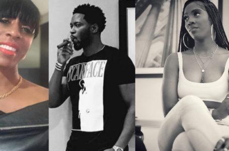 Tiwa Savage's ex, Teebillz reveals the only woman that can take care of his children if he dies (Photos)