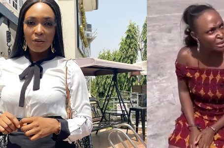 Blessing Okoro narrates how she was blessed after claiming Onye Eze's house as her own