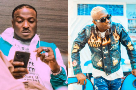 """After Ogun kill am, dog go come bite am join"" Peruzzi and Zlatan Ibile blow hot on Twitter"