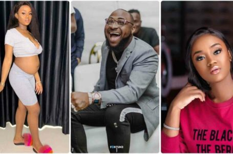 Chioma reacts after Davido announced plans to get her pregnant again