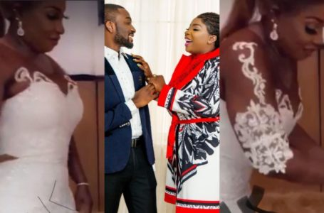 First Photo of actress Anita Joseph's wedding on Valentine's day