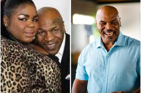Retired Boxer, Mike Tyson pledge $10 million for any man who will marry his daughter