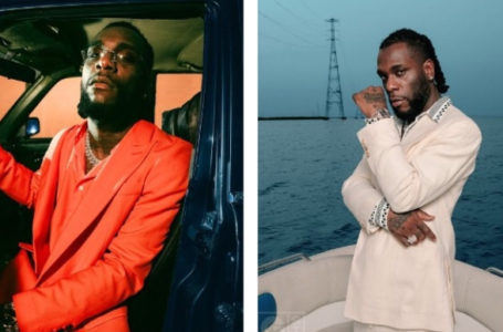 I went through steps but every other person took the elevator- Burna Boy