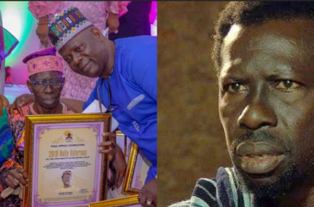 Nollywood Actor, Kayode Odunmosu is Dead