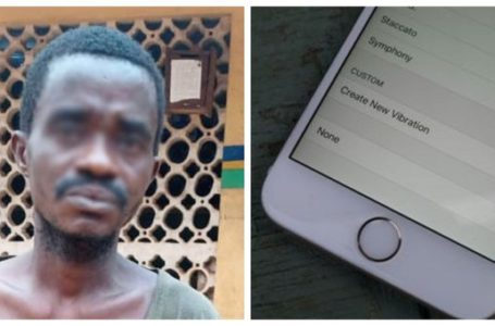 How Man kills neighbour over missing Iphone in Ogun