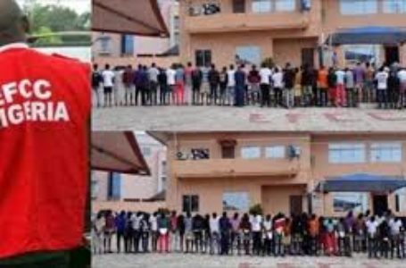 EFCC : 48 undergraduates has been arrests in Ogun