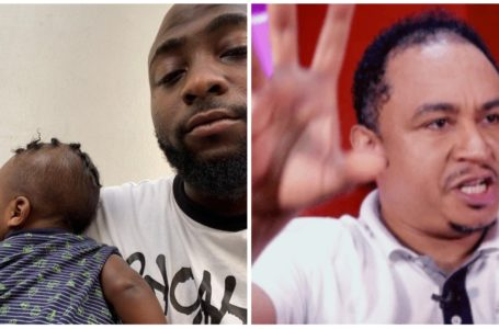 Davido: A lot of non-christians will make it to heaven, Daddy Freeze supports him with bible verse