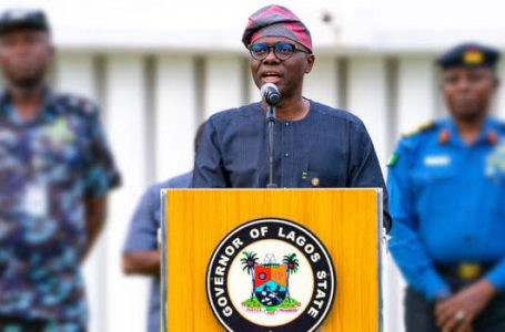 #Covid-19: What we are seeing is child's play compared to what may happen in coming weeks -Sanwoolu warns Lagosians