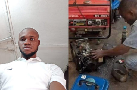My Girlfriend poured salt in the new generator I purchased for N120k after I cheated on her -Man narrates