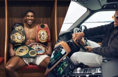 I don't have a girlfriend but it would be nice to have someone – Anthony Joshua