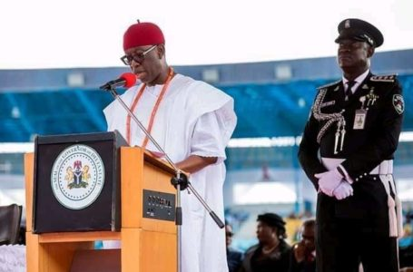 DEMOCRACY DAY: Gov Okowa salutes Deltans, says better days ahead