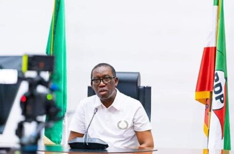 Gov Okowa's family on self-isolation as daughter test positive to COVID-19