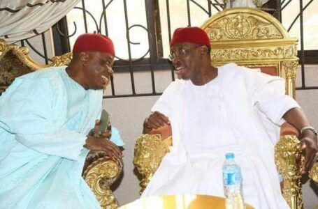 Okowa Congratulates Nwaoboshi At 63