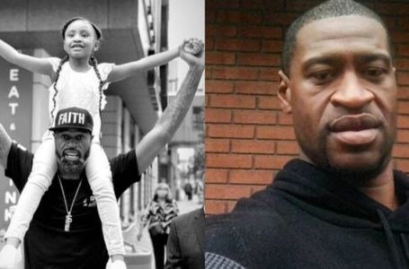 George Floyd's Daughter: Daddy has changed the world:  Video