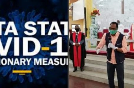 Delta State Gov: Covid-19  Is Real, Number of Cases Escalating