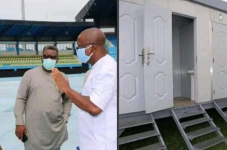 COVID-19: Stephen Keshi Stadium Delta State hosts 70-bed isolation centre