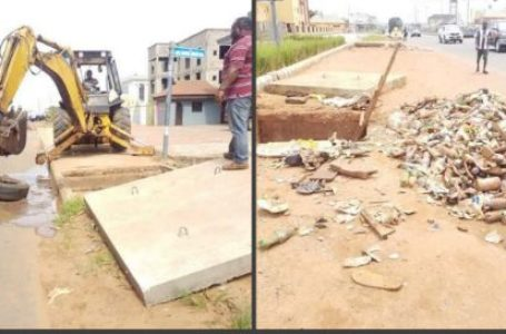 Delta Resumes Dragging Of Drains In Asaba, Environs
