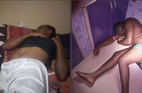 LOVERS FOUND DEAD AT A HOTEL IN NEKEDE, OWERRI IMO STATE