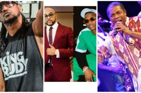 This is see finish – Rude Boy, Banky W, Wizkid and others blast FG on the alleged 27 billion naira NASS complex renovation