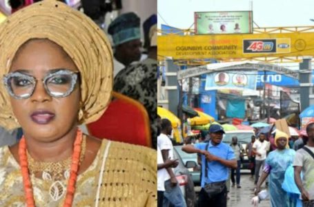 Tinubu's daughter reportedly close down Computer Village over unpaid levies