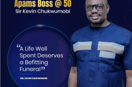 Kevin Chukwumobi@50: Meet the Nigerian man who turned billionaire carrying dead bodies.