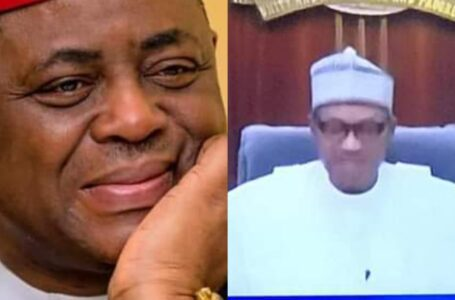 #ENDSARS: Buhari's speech was an insult to our people, a disgrace to humanity & a stench in the nostrils of God~ Femi Fani-Kayode