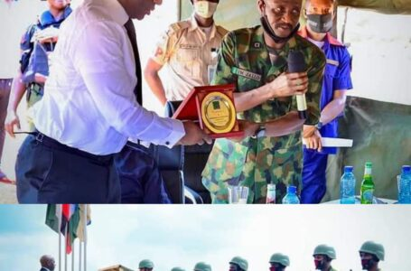 Be humane in discharging your assignments, Okowa charges Army