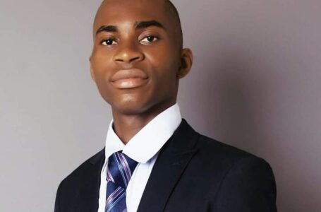 22yrs old Oladimeji Shotunde Set New Record as He Emerged as LASU Overall Best Student with 4.95 CGPA