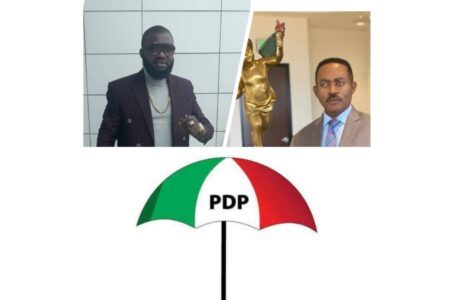 Anambra2021: Dr. Godwin Maduka is the Only Sellable candidate for PDP—Mc Highnesscfr