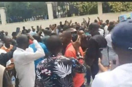 Moments Which Happened During Nnamdi Kanu's Trial