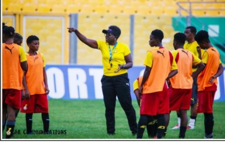 AWCON: Ghana Finalise Preparation, Name Final 18 For Super Falcons Clash